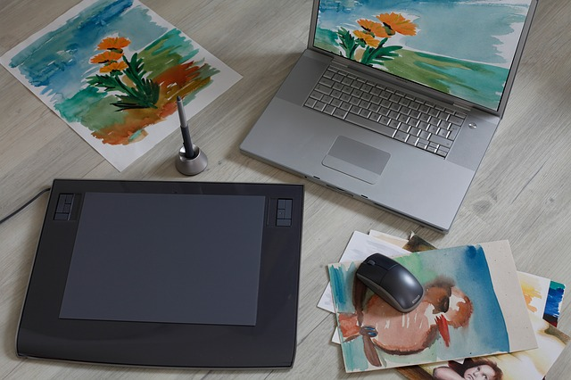 Key Features of a Drawing Tablet