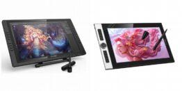 XP-PEN Artist22E Pro vs XP-PEN CR Innovator 16