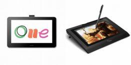 Wacom One vs Parblo Coast10 Digital Drawing Tablet